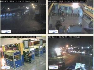 CCTV Live Arus Mudik 2009