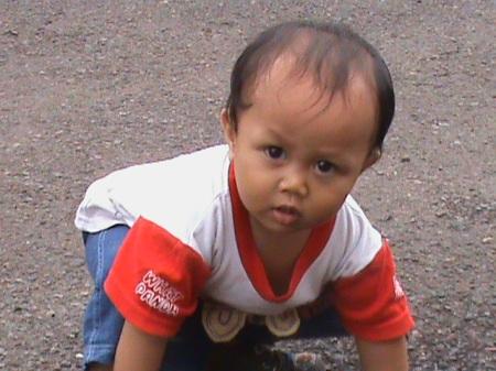 Bayi Polos Wajah