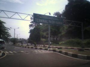 Gerbang Terminal Pasir Hayam